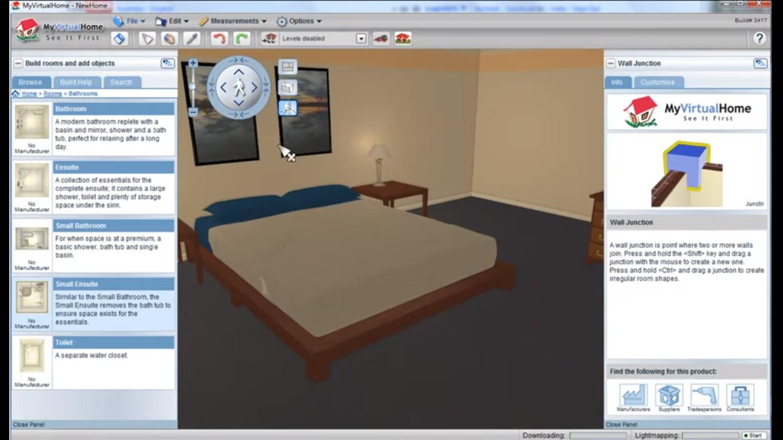 تحميل برنامج تصميم منازل My Virtual Home