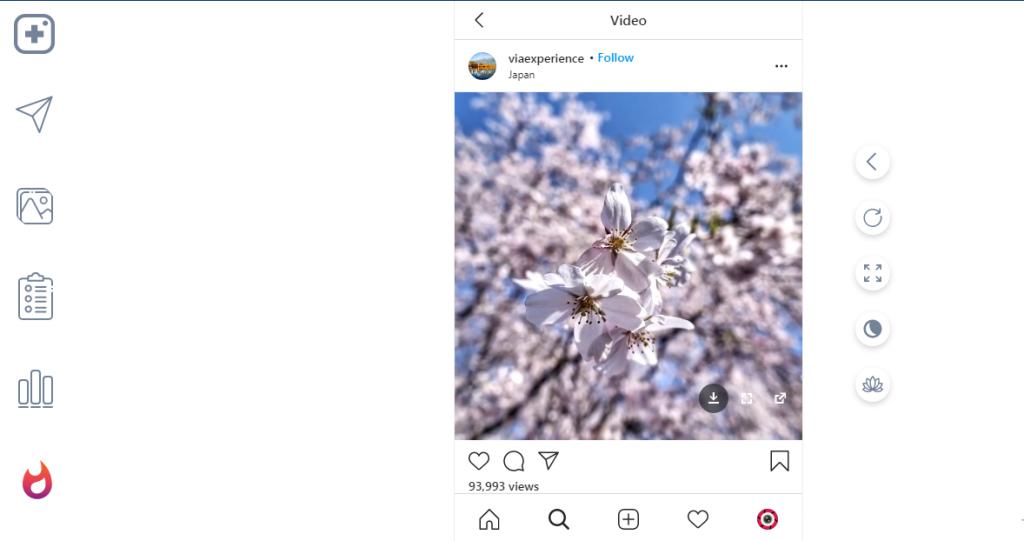 اضافة كروم خرافية تمكنك من تصفح ورفع الفيديوهات والصور على انستجرام من الكمبيوتر