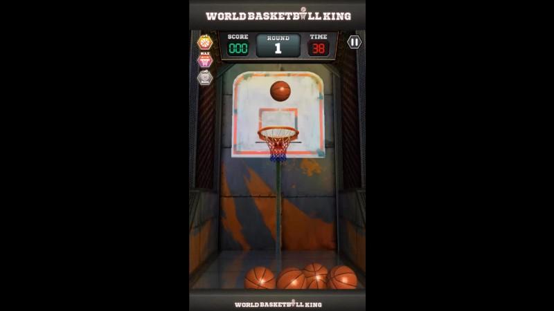 لعبة كرة السلة البسيطة والرائعة World Basketball King